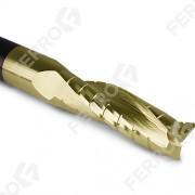 Фреза чистовая спиральная со стружколомами HM: 12x42 s12x90 Z3 RR
