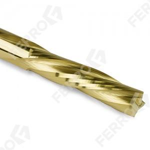 Фреза чистовая спиральная HM: 10x52 s10x100 Z3 LR std